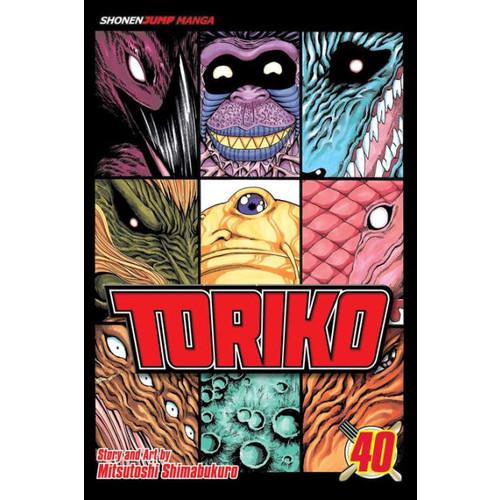 Toriko, Vol. 40: Those Tears!!
