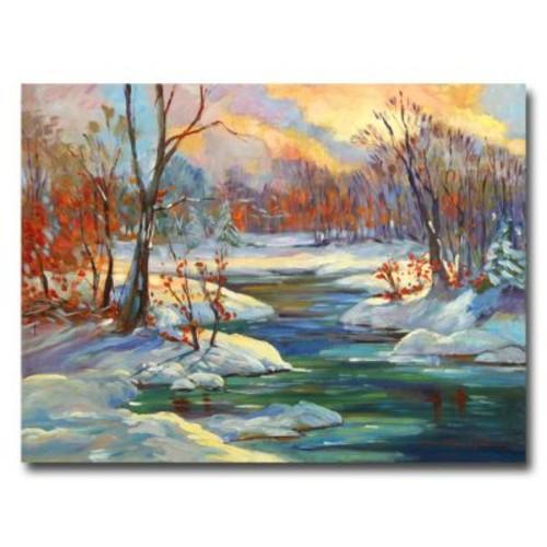 Trademark Fine Art 'Aproaching Winter' 18