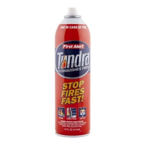 First Alert Tundra Fire Extinguishing Spray
