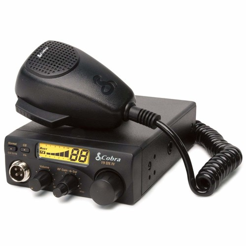 Cobra 19DXIV 40 Channel Mobile Compact CB Radio
