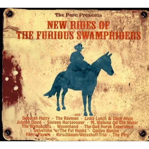 Rides of the Furious Swampriders [CD]