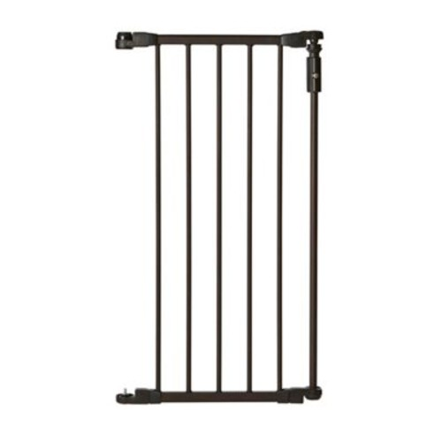 North States 15-Inch Deluxe Dcor Extension Gate in Bronze