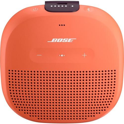 Bose - SoundLink Micro Waterproof Bluetooth Speaker - Orange