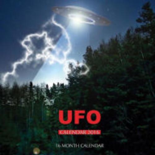 Ufo's Calendar 2016: 16 Month Calendar