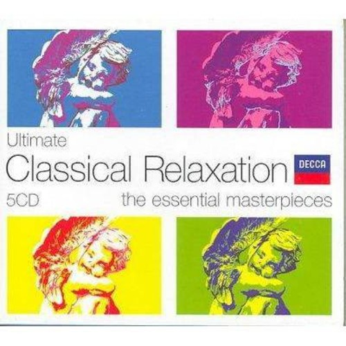 Various - Ultimate classical relaxation (CD)