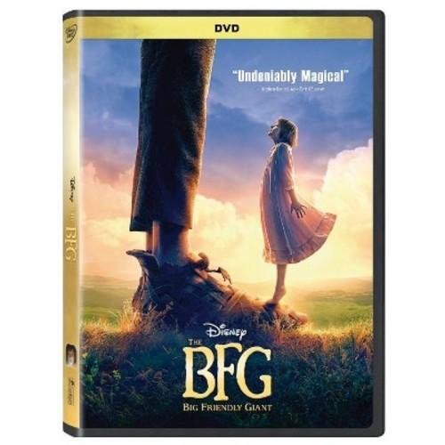 Walt Disney Studios The BFG DVD