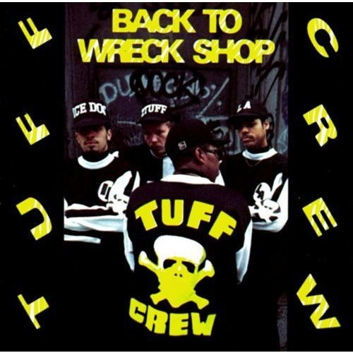 Back to Wreck the Shop [CD]