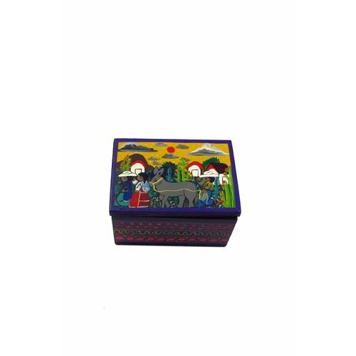 Xalitla Jewelry Box