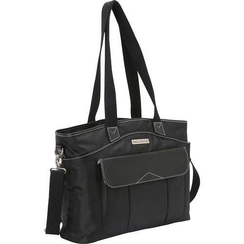 Clark & Mayfield Newport Laptop Handbag 17.3