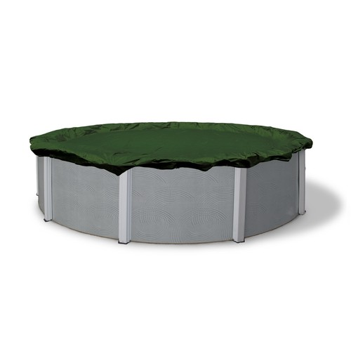 Blue Wave 12-Year Round Above Ground Pool Winter Cover In Assorted Sizes [Overall Dimensions : 15-16 Dia. ft.]