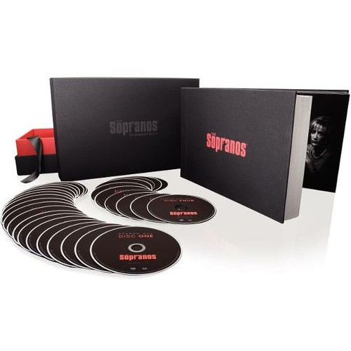 The Sopranos: The Complete Series [30 Discs] [DVD]