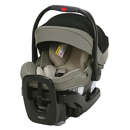 Graco's SnugRide SnugLock Extend2Fit 35 Infant Car Seat in Haven