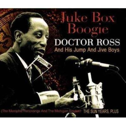 Juke Box Boogie: The Sun Years, Plus [CD]