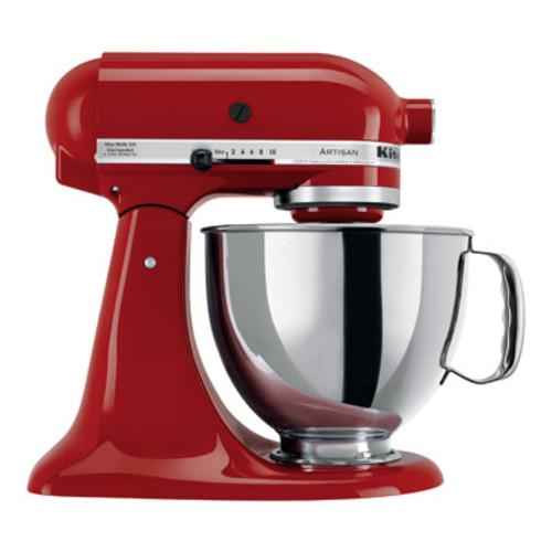 KitchenAid Artisan Series 5-Quart Tilt-Head Stand Mixer, Gloss Cinnamon