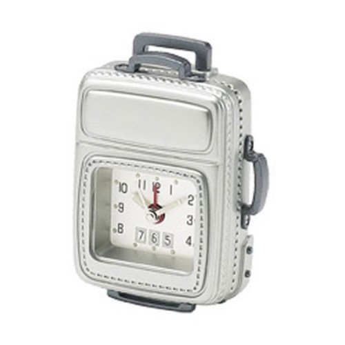 Chass Luggage Alarm Clock