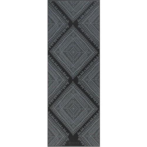Gaiam Premium Print 5mm Yoga Mat