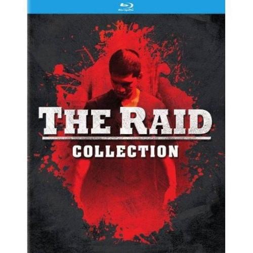 Raid 2/Raid:Redemption (Blu-ray)