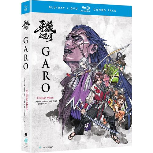 Garo: Crimson Moon: Season Two Part One (Blu-ray Disc)