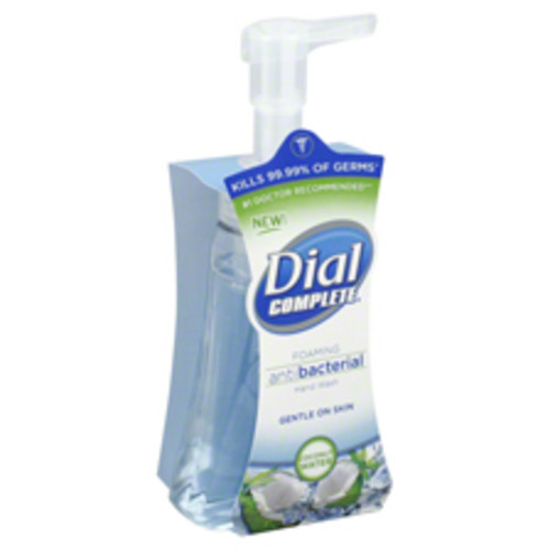 Dial Complete Foaming Antibacterial Hand Wash, Coconut Water