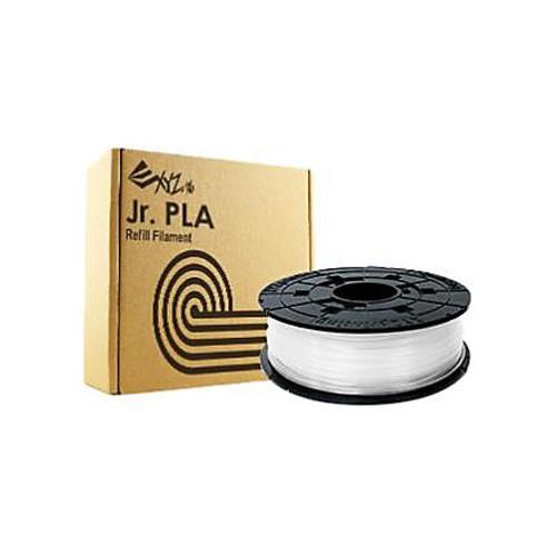 XYZprinting da Vinci Jr. PLA Filament - Clear Yellow 600G