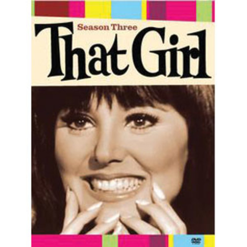 That Girl: Season Three [4 Discs]