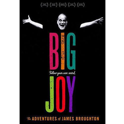 Big Joy: The Adventures of James Broughton (DVD)