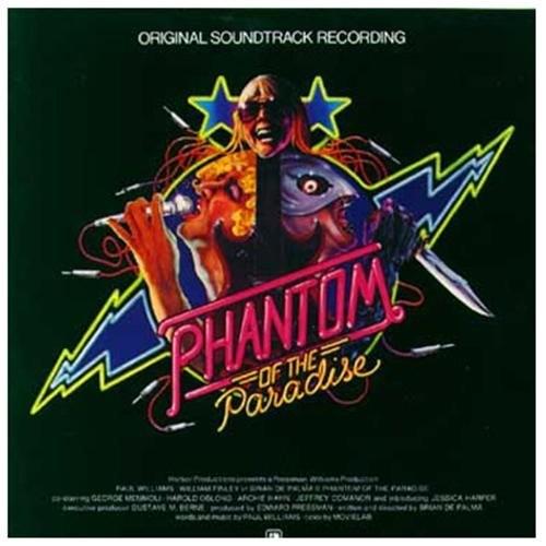 Phantom Of The Paradise CD