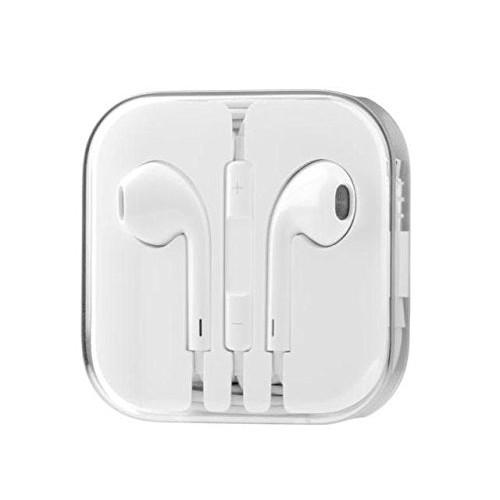 OEM Original Genuine Apple Iphone 5 5s 5c 6 Earpods Earphones w/ Remote &Mic by TGstore [white, standard]