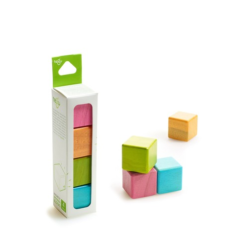 Pack of Four Cubes - Tints