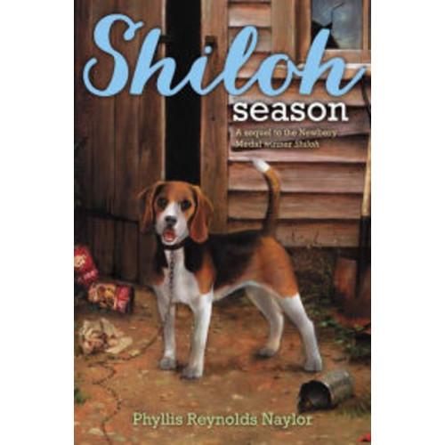 Shiloh Season (Shiloh Quartet Series #2)