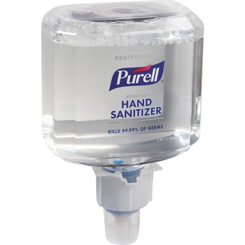 Purell Professional Advanced Hand Sanitizer for Touch-Free Dispenser - 6454-02