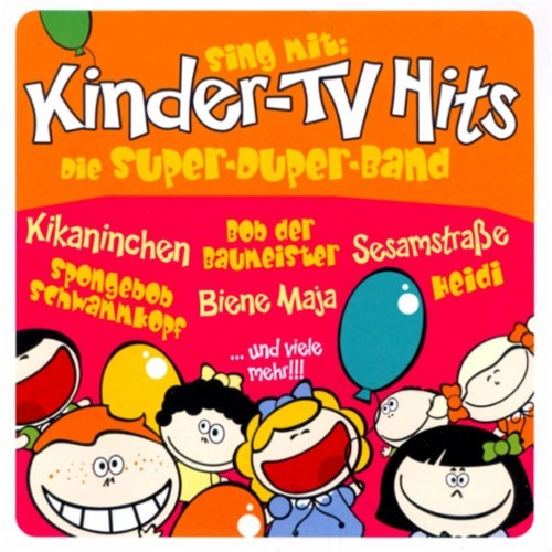 Sing Mit: Kinder-TV Hits [CD]