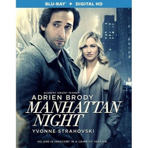 Manhattan night (Blu-ray)