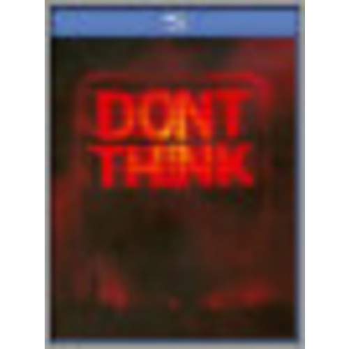 Don't Think [BR/CD] [Blu-Ray Disc]