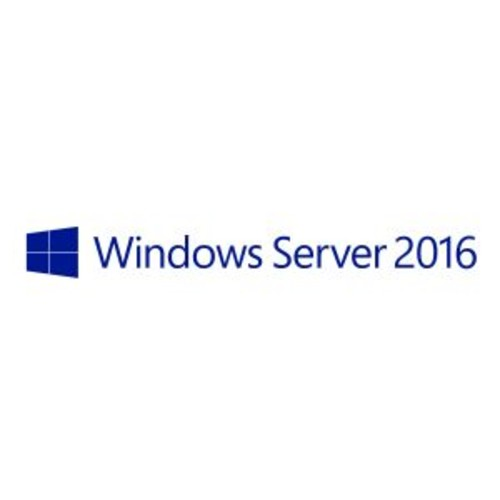 Microsoft Windows Server 2016 Standard - Box pack - 10 CALs - academic - DVD - 64-bit - English