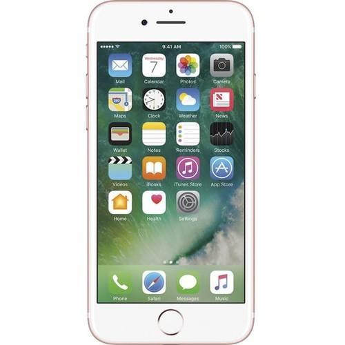 Apple iPhone 7 32GB Unlocked GSM Quad-Core Phone w/ 12MP Camera - Rose Gold (Certified Refurbished)