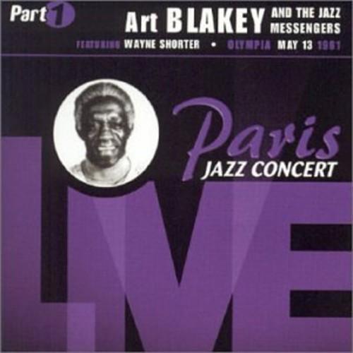 Paris Jazz concert 1961