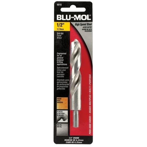 Blu-Mol 5/16in Drill Bit