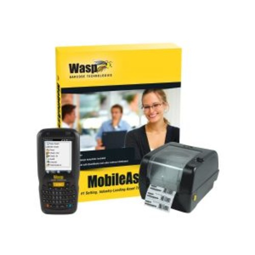 MobileAsset Standard Edition - Box pack - 1 user - Win - with Wasp DT60 & WPL305