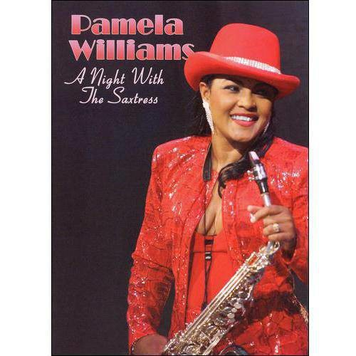 Pamela Williams: A Night with the Saxtress [DVD] [English]