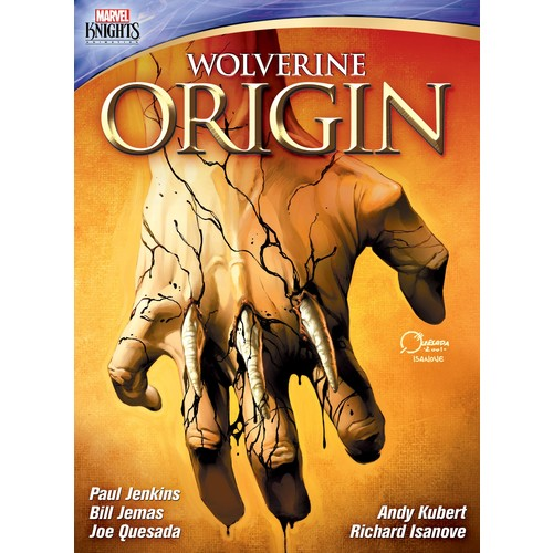 Marvel Knights: Wolverine - Origin [DVD] [2013]