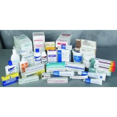 Medline Zinc Oxide Ointment for Diaper Rash - Zinc Oxide Ointment, 1 lb - Qty of 12
