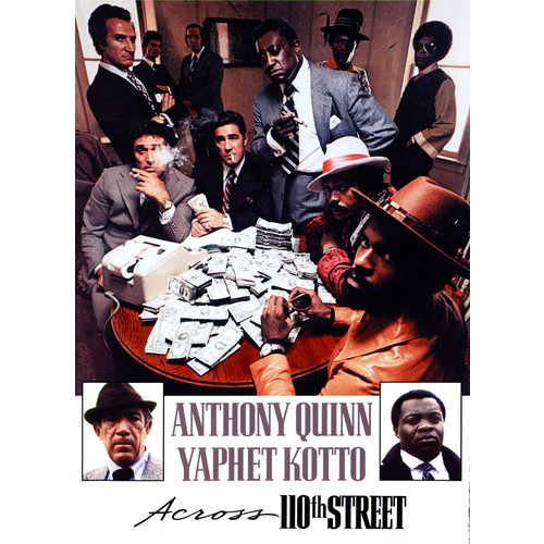 Across 110th Street [DVD] [1972]