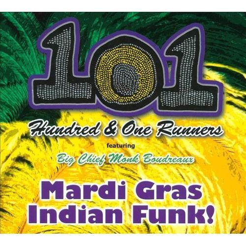 Mardi Gras Indian Funk [CD]