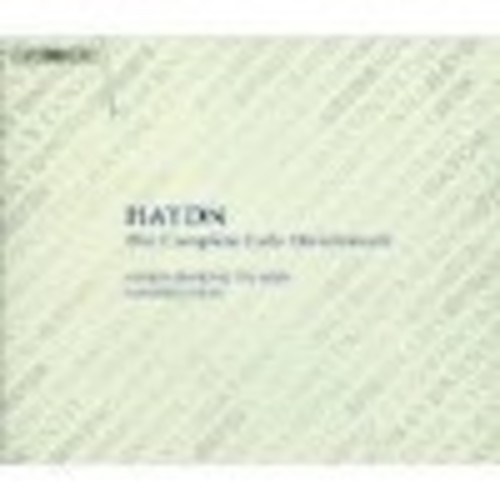 Haydn: The Complete Early Divertimenti [CD]