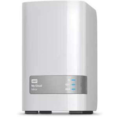 WD My Cloud Mirror 6TB G2 Personal Cloud Storage