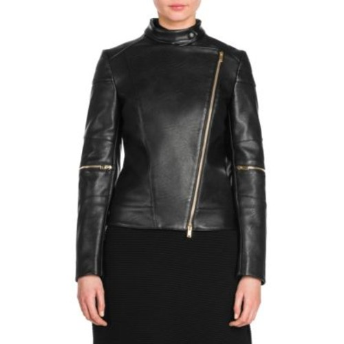 STELLA MCCARTNEY Faux Leather Jacket