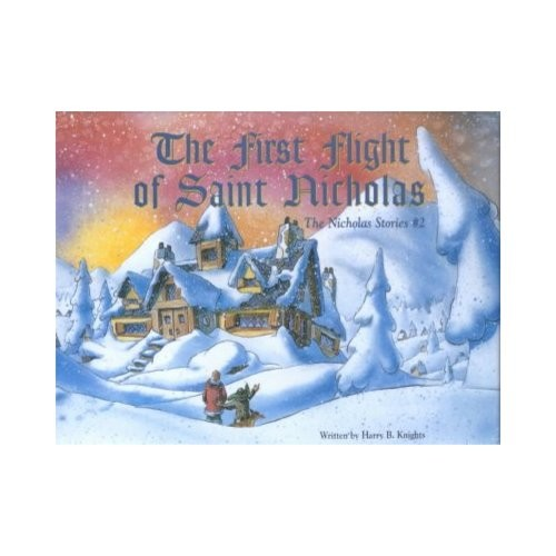 The First Flight of Saint Nicholas