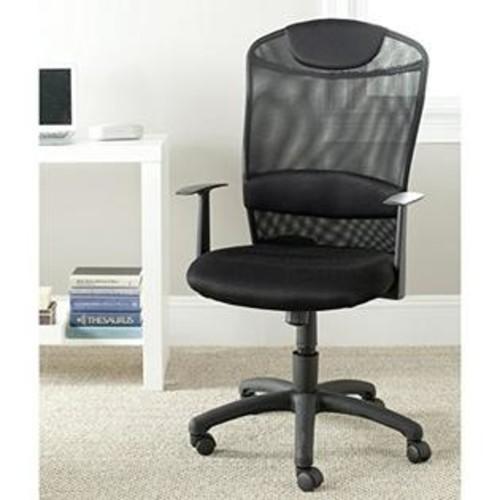 Safavieh Home Collection Shane Black Desk Chair