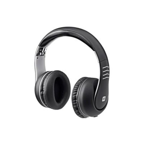 Active Noise Cancelling Headphones with Bass Boost
